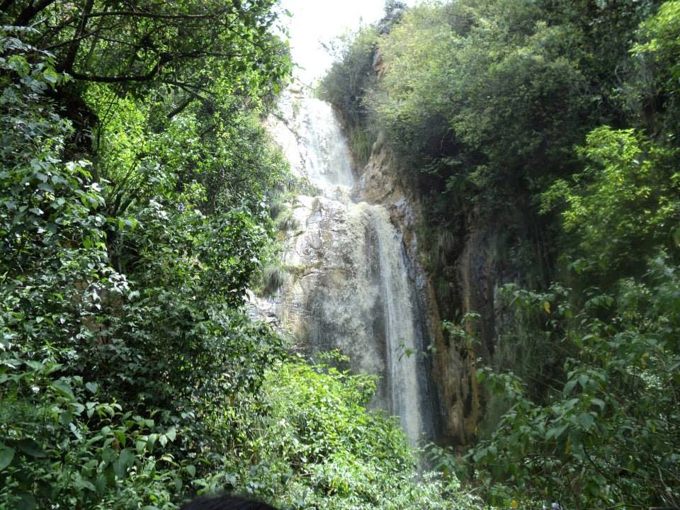 Catarata Santo Toribio o Aukishuran